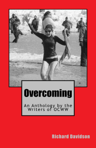 Overcoming Front Cover for Kindle